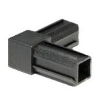 Verbinder für Quadratrohr 25 x 25 mm