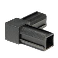 Verbinder für Quadratrohr 30 x 30 mm