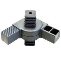 Gelenk Verbinder für Quadratrohr 40 x 40 mm
