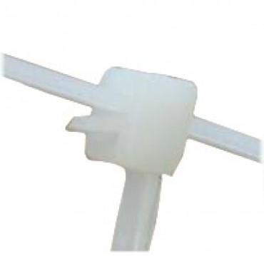 Wiederverschließbare Kabelbinder 200 x 4,5 mm