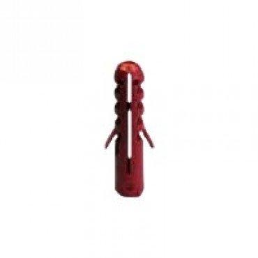 Kunststoff Dübel für 6 mm Bohrloch