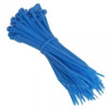 Standard Kabelbinder 200 x 4,6 mm in Blau